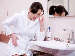 טיפולים לבחילות ולהקאות בהריון